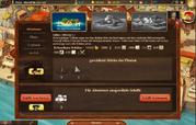 gefährliche Missionen und Piraten erwarten dich in dieser Wirtschaftssimulation