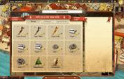 Cordas e velas, tudo o que seus navios no jogo de comércio medieval necessidade